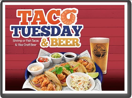 martes de Tacos-ing
